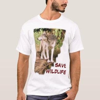 SAVE WILDLIFE T-Shirt
