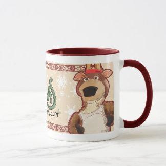 Save Xmas Mug, Dasher Mug