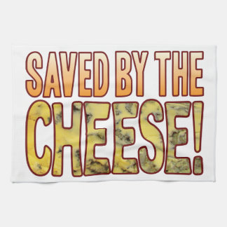 Saved By Blue Cheese Tea Towel