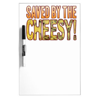 Saved By Blue Cheesy Dry-Erase Whiteboards