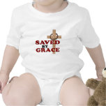 SAVED BY GRACE BABY BODYSUIT