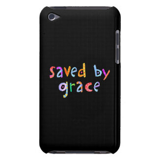 Saved By Grace Fun and Funky Christian iPod Case-Mate Case