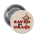 SAVED BY GRACE PINS