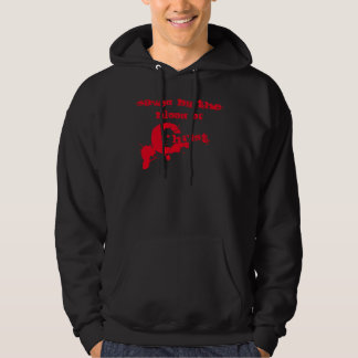 Saved by The Blood of Christ Hoodie