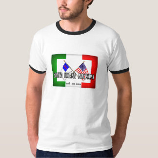 Saved Italian American T-Shirt
