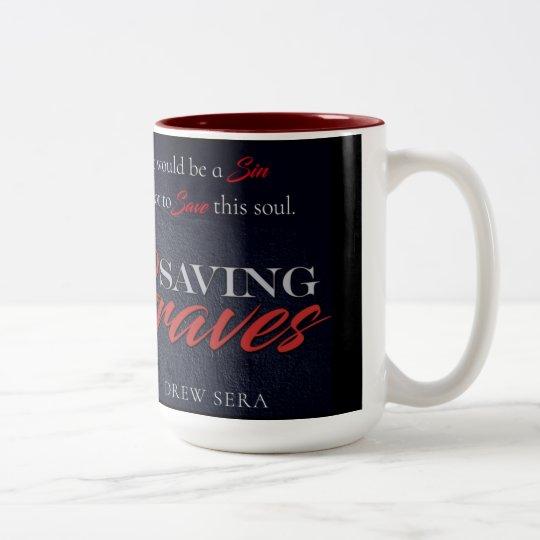 Saving Graves by Drew Sera - 15 oz. Mug - Sin/Save