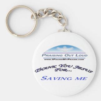 Saving Me Keychains