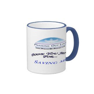Saving Me Ringer Mug