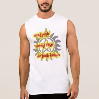 Saving People, Hunting Things, The Family Business Sleeveless Shirt