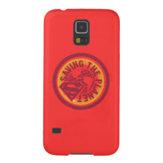Saving the planet red circle galaxy s5 case