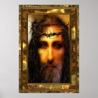 Savior Poster Customizable