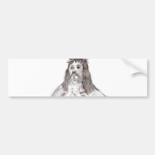 Saviour's Love Bumper Sticker