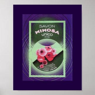 Savon Mimosa 55 Poster