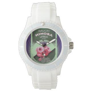 Savon Mimosa 55 Wristwatches