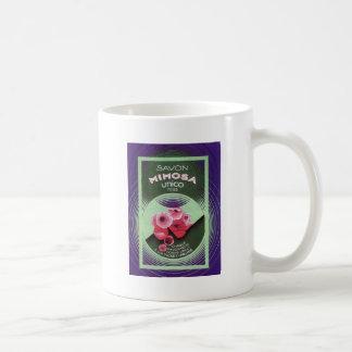 Savon Mimosa Unico 55 Basic White Mug