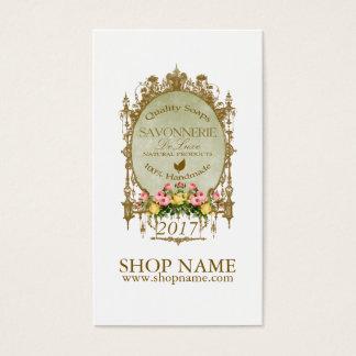 SAVONNERIE ~ Business Card