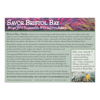 Savor Bristol Bay Card