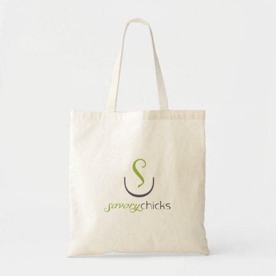 Savory Chicks bag