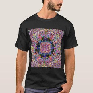 Savour The Gooey Detail A Sweet Candy Mandala T-Shirt