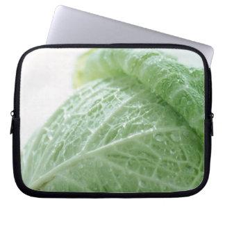 Savoy Cabbage Laptop Sleeve