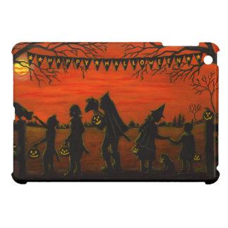 Savvy ipad mini case,Halloween,trick or treat Cover For The iPad Mini