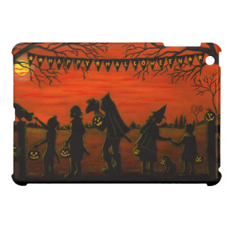 Savvy ipad mini case,Halloween,trick or treat Cover For The iPad Mini