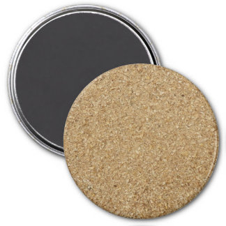 Sawdust Large Round Magnet