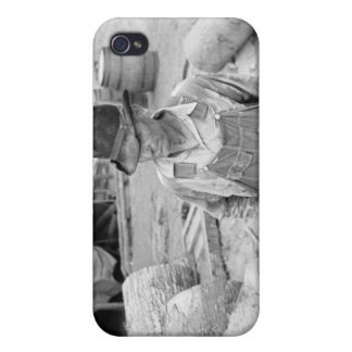 Sawmill Worker: 1930s iPhone 4/4S Case