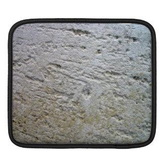 Sawn Limestone Texture with shade iPad Sleeve