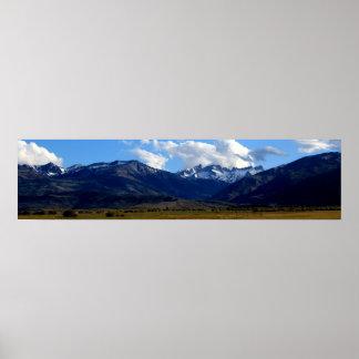 Sawtooth Ridge Poster