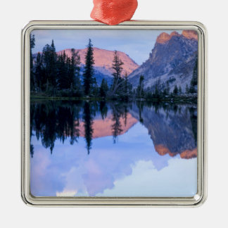 Sawtooth Wilderness, Idaho. USA. Cumulus Christmas Ornament