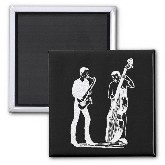 Sax & Bass Dark Magnet