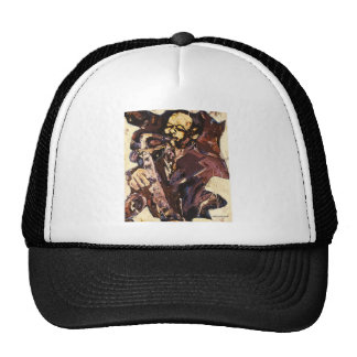 Sax Man Cap