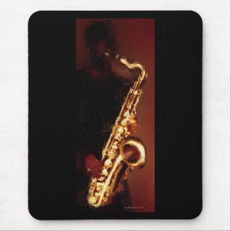 Sax Mouse Pads