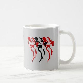 Sax player mugs