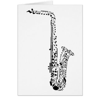Saxaphone Notes