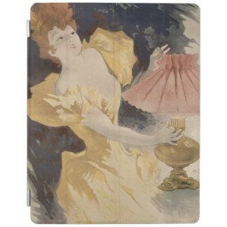 Saxoleine , France 1890's iPad Cover