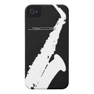 Saxophon iPhone 4 Cases