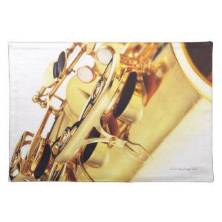 Saxophone 2 placemat