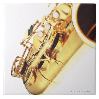 Saxophone 2 tile