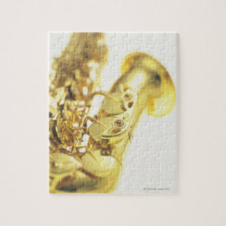 Saxophone 3 jigsaw puzzle
