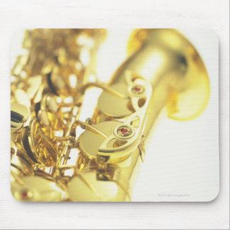 Saxophone 3 mouse mat