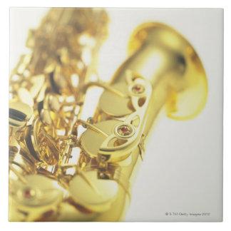 Saxophone 3 tile