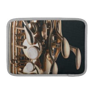 Saxophone 5 MacBook air sleeve