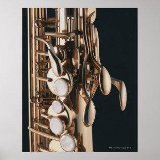 Saxophone 5 poster