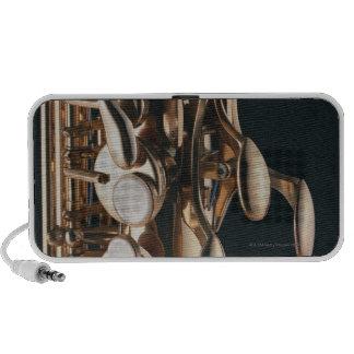 Saxophone 5 travelling speaker