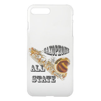 """SAXOPHONE ALL STATE"" Phone Covers IN ANY COLOR"
