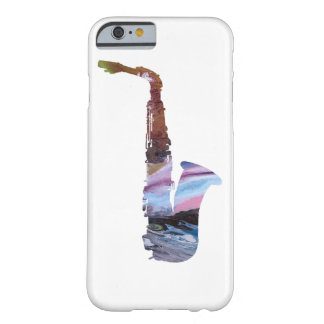 Saxophone Barely There iPhone 6 Case