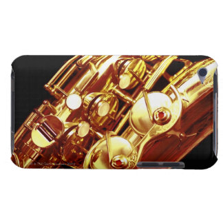 Saxophone Barely There iPod Cases