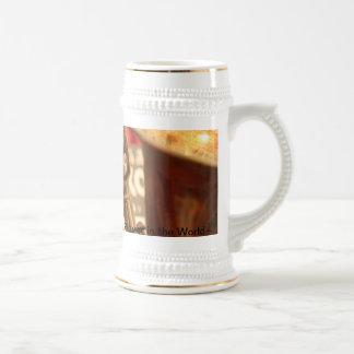 Saxophone Beer Mug